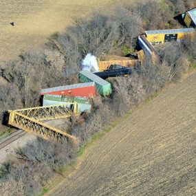 Why do trains derail?