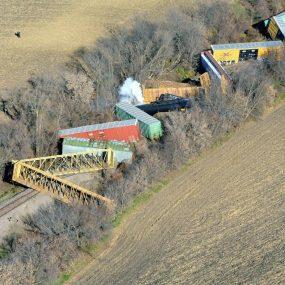 Why do trains derail?
